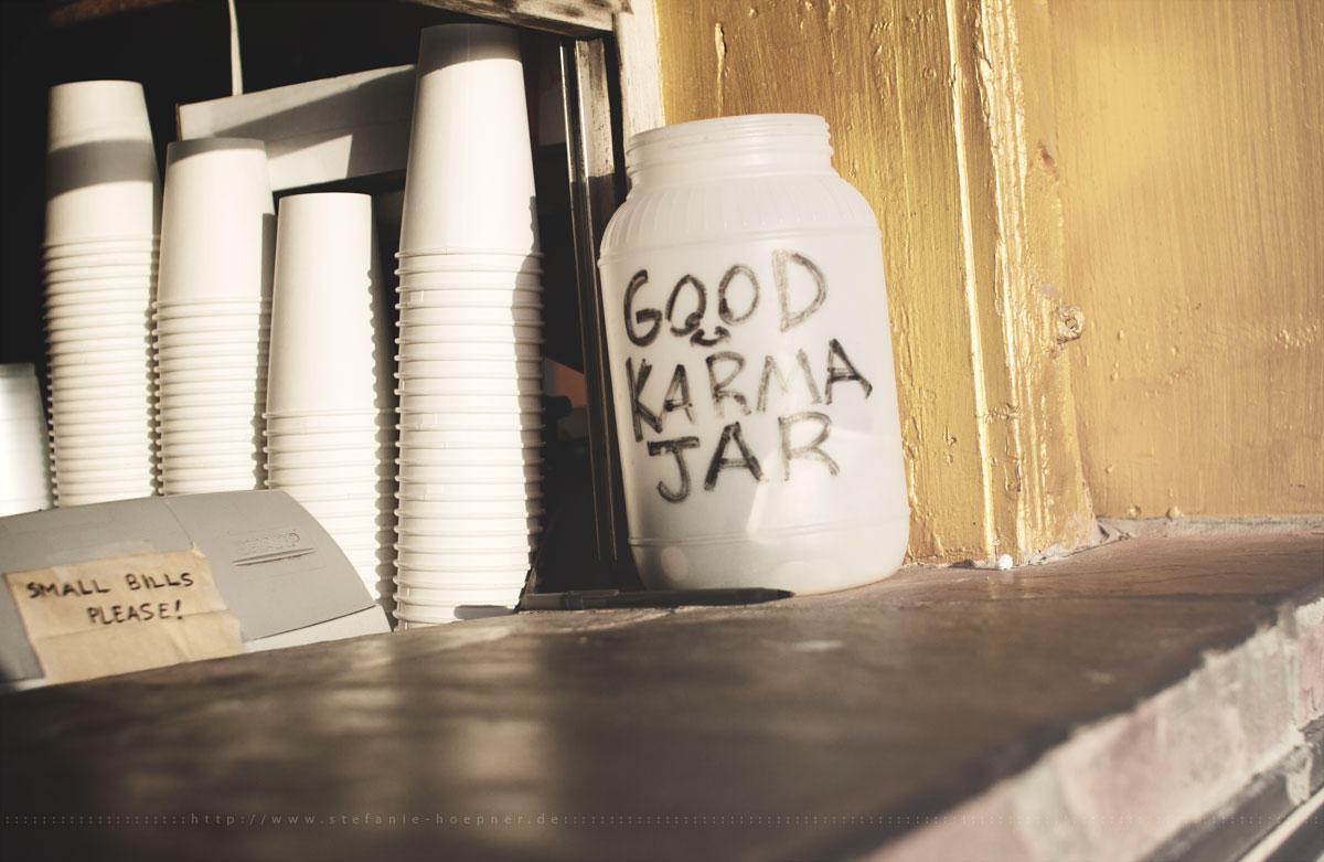 the good karma jar